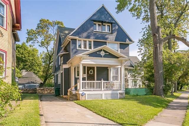 26 Kenilworth Ter, Rochester, NY 14605 (MLS #R1369223) :: Serota Real Estate LLC