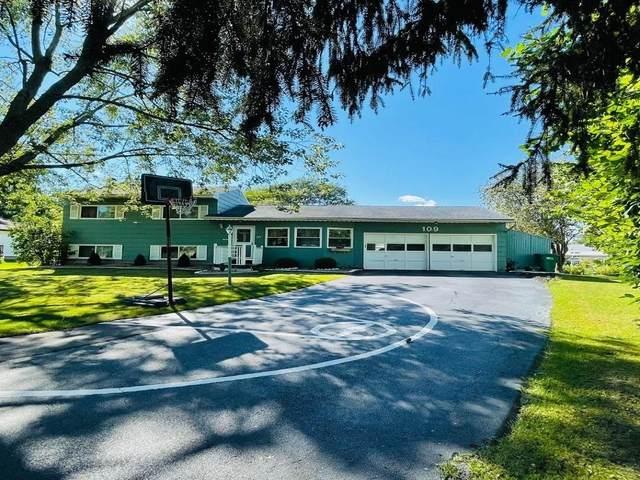 109 Emerald Circle, Henrietta, NY 14623 (MLS #R1369252) :: Lore Real Estate Services