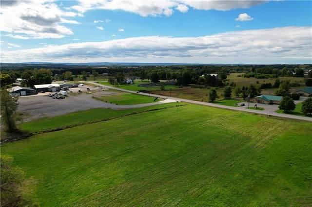 2557 Cannan Road, East Bloomfield, NY 14469 (MLS #R1369265) :: Serota Real Estate LLC