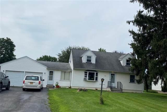 2349 Westside Drive, Chili, NY 14624 (MLS #R1369296) :: Serota Real Estate LLC