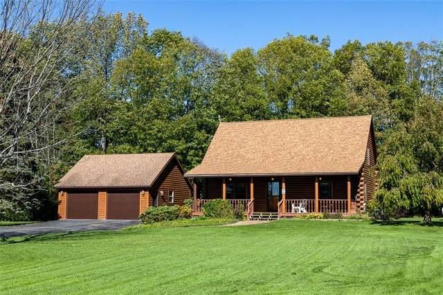 5071 Triphammer Road, Avon, NY 14454 (MLS #R1369437) :: Serota Real Estate LLC