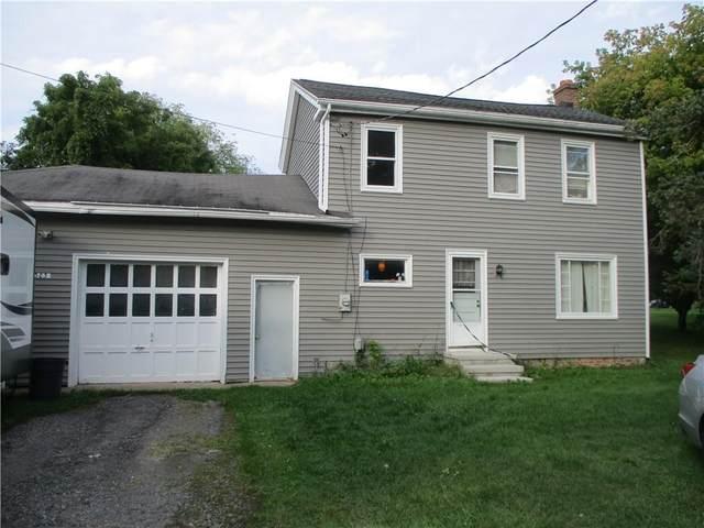 1383 Pittsford Mendon Road, Mendon, NY 14506 (MLS #R1369871) :: Serota Real Estate LLC