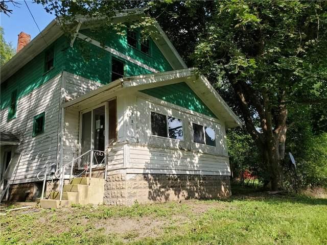 7313 Groveland Station Road, Groveland, NY 14462 (MLS #R1369908) :: Serota Real Estate LLC