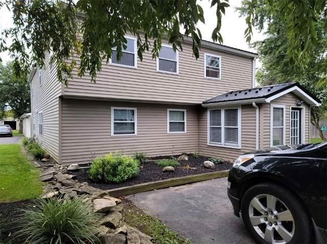 3973 North Avenue, Manchester, NY 14548 (MLS #R1369936) :: Serota Real Estate LLC