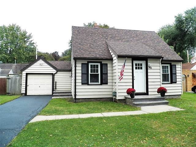 301 Ridgedale Circle, Greece, NY 14616 (MLS #R1370070) :: Lore Real Estate Services