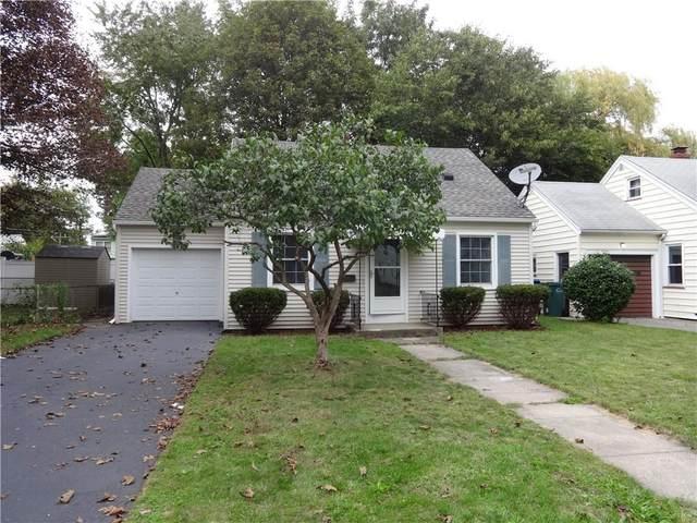 94 Burling Road, Rochester, NY 14616 (MLS #R1370111) :: Serota Real Estate LLC