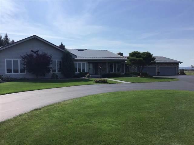 401 Wyoming Road, Covington, NY 14525 (MLS #R1370232) :: Serota Real Estate LLC