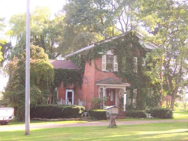 13916 Ridge Road W, Gaines, NY 14411 (MLS #R1370306) :: Serota Real Estate LLC