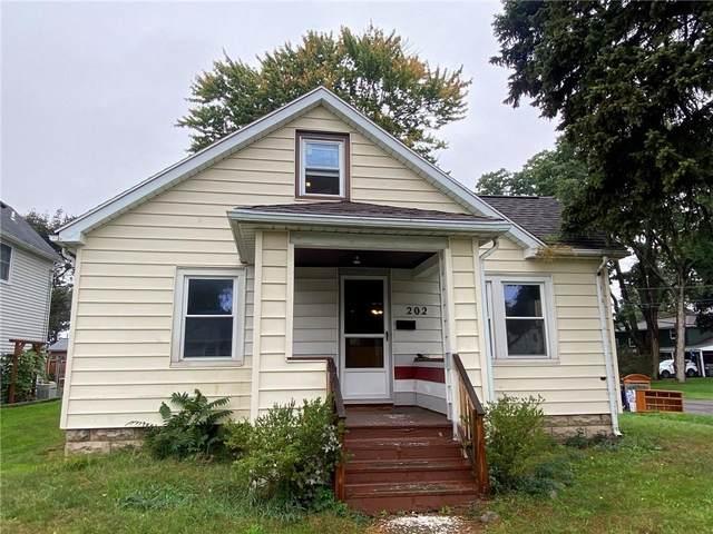 202 Longridge Avenue, Greece, NY 14616 (MLS #R1370516) :: Lore Real Estate Services