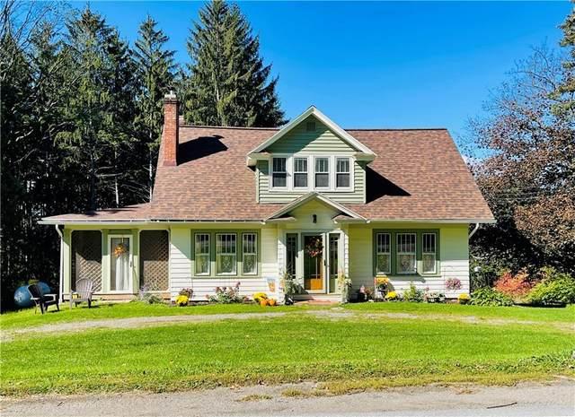 8638 Reeds Corners Road, Sparta, NY 14437 (MLS #R1370545) :: TLC Real Estate LLC