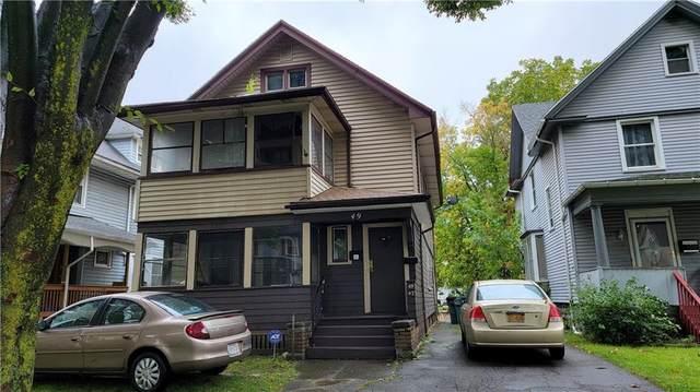 47 Fillmore Street, Rochester, NY 14611 (MLS #R1370551) :: Serota Real Estate LLC