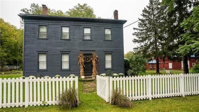 73 Mendon Ionia Road, Mendon, NY 14506 (MLS #R1370558) :: Serota Real Estate LLC