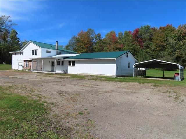 3451 Route 59, Corydon-Town, PA 16701 (MLS #R1370570) :: TLC Real Estate LLC
