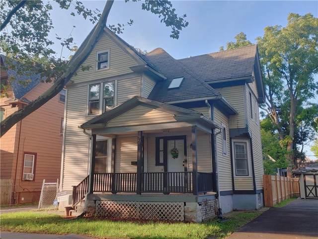 78 Melville Street, Rochester, NY 14609 (MLS #R1370584) :: Serota Real Estate LLC