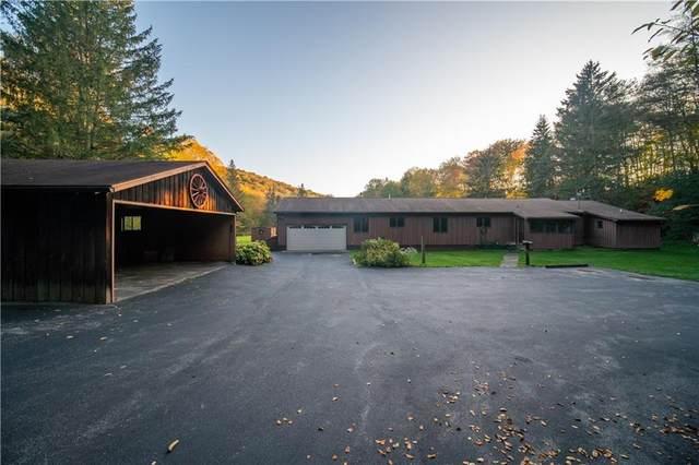 8266 Pardee Hollow Road, Springwater, NY 14560 (MLS #R1370764) :: Serota Real Estate LLC