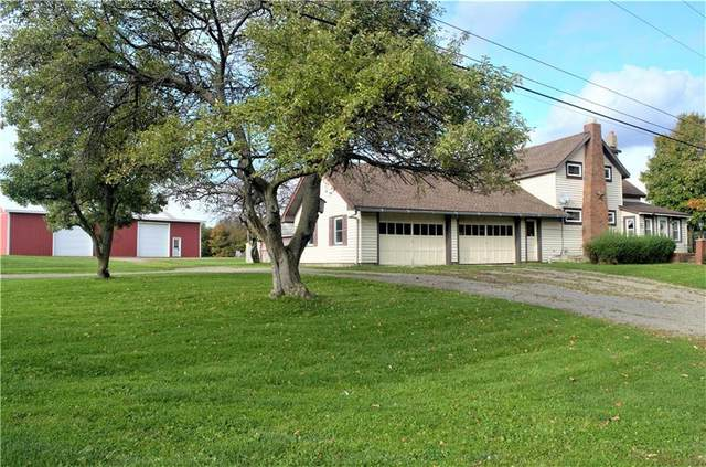 4629 State Route 21, Cohocton, NY 14808 (MLS #R1370925) :: 716 Realty Group