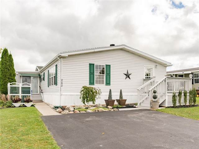 242 Crabapple Drive, Hopewell, NY 14224 (MLS #R1370941) :: Serota Real Estate LLC
