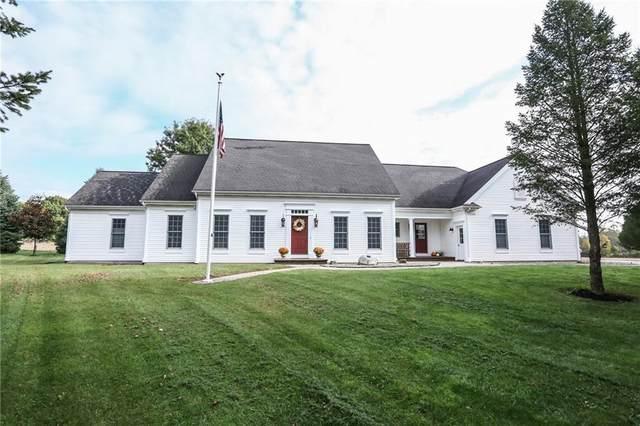 3726 Rush Mendon Road, Mendon, NY 14472 (MLS #R1370977) :: Lore Real Estate Services