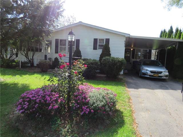 6433 Francis Drive #0, Victor, NY 14564 (MLS #R1370985) :: Lore Real Estate Services