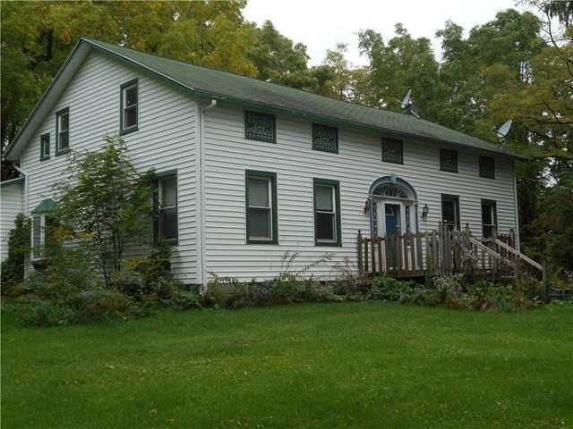 4331 Wyckoff Road, Scipio, NY 13147 (MLS #R1371137) :: Serota Real Estate LLC