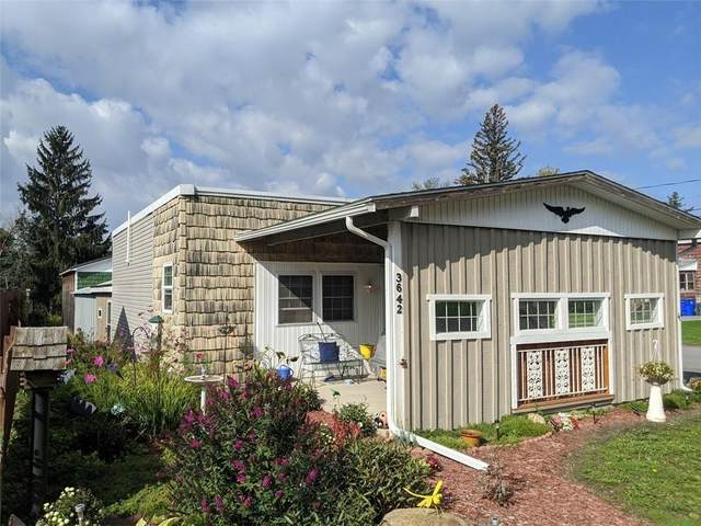 3642 Knowlesville Road, Ridgeway, NY 14479 (MLS #R1371191) :: Serota Real Estate LLC