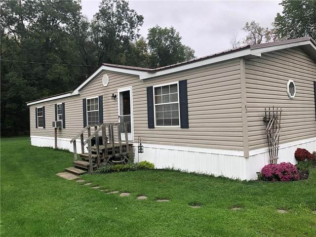 5502 State Route 36, Lot 42, Mount Morris, NY 14510 (MLS #R1371448) :: Serota Real Estate LLC