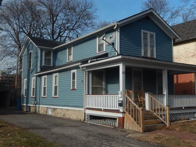 63 Rowley Street, Rochester, NY 14607 (MLS #R1371681) :: Lore Real Estate Services