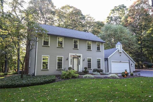40 Woodridge Drive, Mendon, NY 14506 (MLS #R1371899) :: Lore Real Estate Services