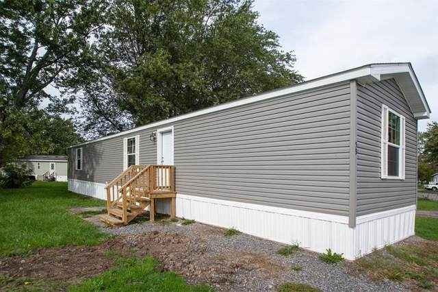 129 Saltonstall St Lot 59, Canandaigua-City, NY 14424 (MLS #R1372115) :: 716 Realty Group