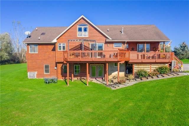 441 Sanford Road S, Riga, NY 14428 (MLS #R1372159) :: Serota Real Estate LLC