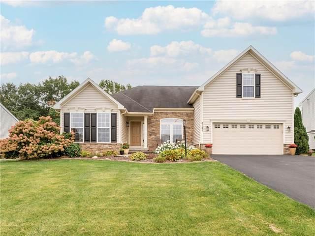 6141 Amber Drive, Farmington, NY 14425 (MLS #R1372172) :: Serota Real Estate LLC
