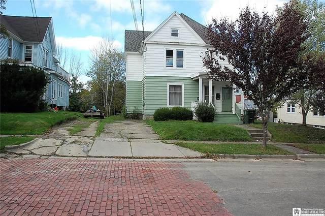 136 Park Street, Jamestown, NY 14701 (MLS #R1372182) :: Thousand Islands Realty
