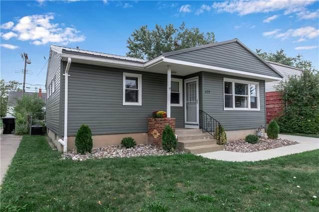 479 W Hazeltine Avenue, Tonawanda-Town, NY 14217 (MLS #R1372191) :: Serota Real Estate LLC