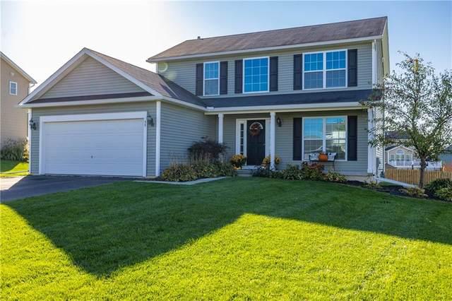 55 Haywards Heath, Henrietta, NY 14586 (MLS #R1372210) :: Serota Real Estate LLC