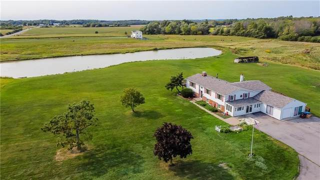 4186 Johnson Road, Hopewell, NY 14424 (MLS #R1372238) :: Serota Real Estate LLC