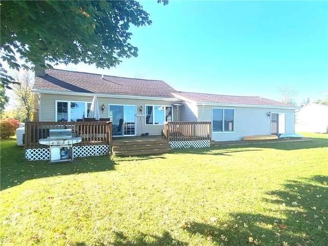 15139 E Jones Beach Drive, Carlton, NY 14477 (MLS #R1372289) :: Serota Real Estate LLC