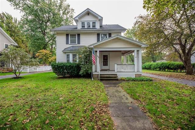 165 Walzford Road, Irondequoit, NY 14622 (MLS #R1372307) :: Serota Real Estate LLC
