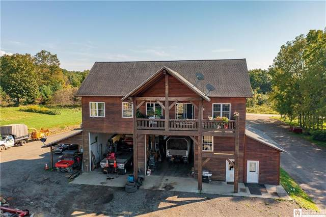5360 Maple Springs Ellery Road, Ellery, NY 14712 (MLS #R1372390) :: Serota Real Estate LLC