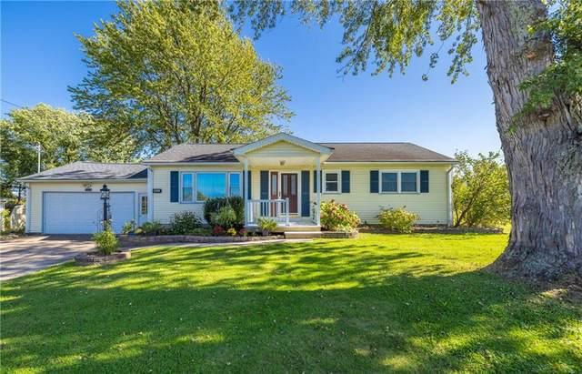 3780 Sweden Walker Road, Clarkson, NY 14420 (MLS #R1372417) :: Serota Real Estate LLC