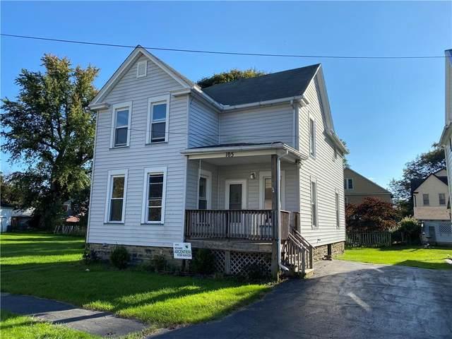 105 Wesley Avenue, Hornell, NY 14843 (MLS #R1372428) :: TLC Real Estate LLC