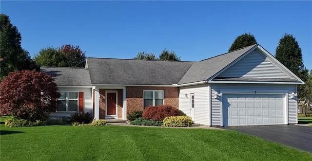 7 Stephanie Court, Parma, NY 14468 (MLS #R1372639) :: Serota Real Estate LLC
