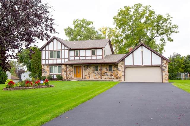 155 Yorktown Drive, Penfield, NY 14580 (MLS #R1372643) :: Lore Real Estate Services