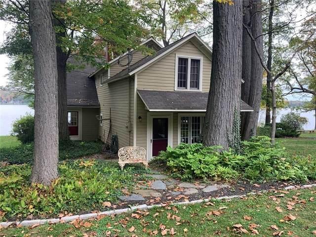 4020 Lakeside Avenue, Castile, NY 14427 (MLS #R1372713) :: Serota Real Estate LLC