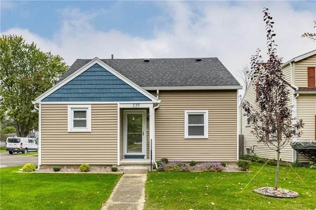 339 Fetzner Road, Greece, NY 14626 (MLS #R1372737) :: Lore Real Estate Services
