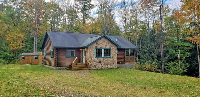 3317 Wolf Run Road, Clarksville, NY 14727 (MLS #R1372824) :: TLC Real Estate LLC