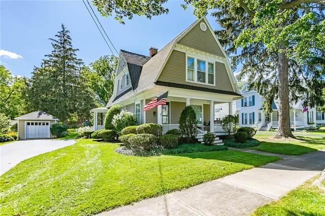 54 Monroe Street, Mendon, NY 14472 (MLS #R1372887) :: Lore Real Estate Services