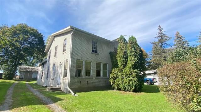 3554 Old Mill Road, Seneca, NY 14561 (MLS #R1372908) :: Serota Real Estate LLC