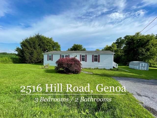 2516 Hill Road, Genoa, NY 13071 (MLS #R1372912) :: BridgeView Real Estate