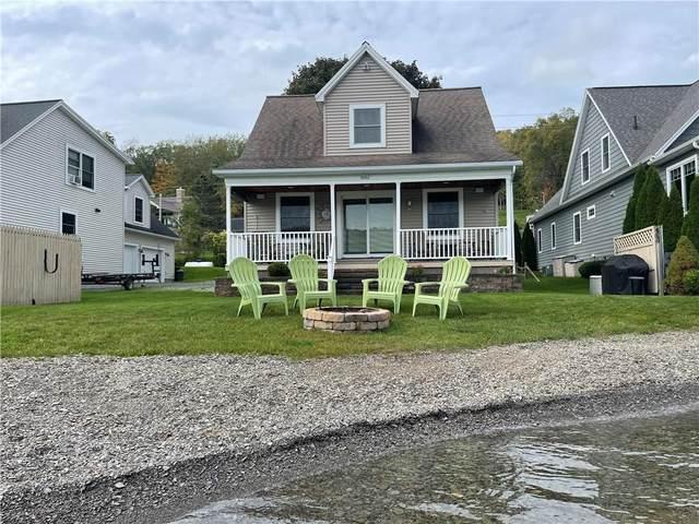 16162 W Lake Road, Pulteney, NY 14874 (MLS #R1372915) :: TLC Real Estate LLC