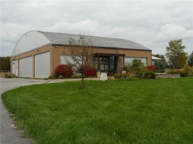 6162 State Route 96, Farmington, NY 14425 (MLS #R1372929) :: Serota Real Estate LLC